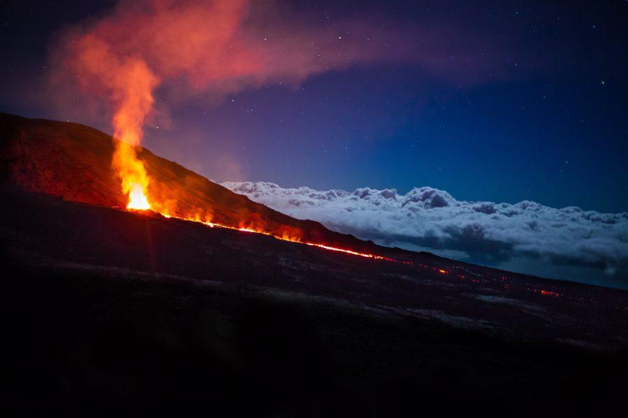 Piton de La Fournaise, La Réunion, Volcans, Voyage à l'ile de la Réunion, Lktours, agence de voyages Alsace