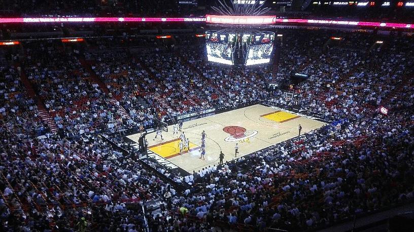 LkTours, Europatours, J'ai testé pour vous...Un match de NBA à Miami, agence de voyages, Alsace, Colmar, Mulhouse, Strasbourg