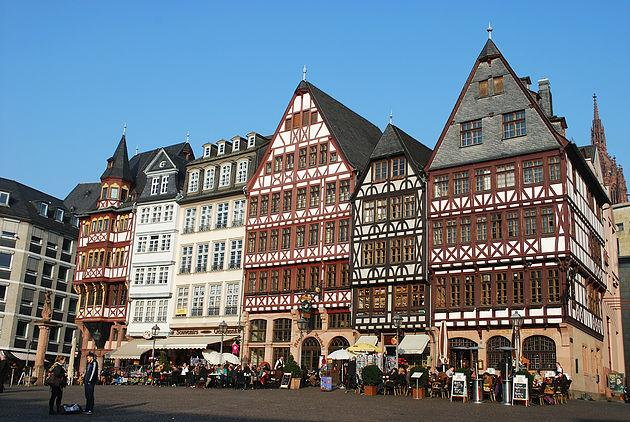 LkTours, Europatours, les incontournables de Francfort, agence de voyages Alsace, Colmar, Mulhouse, Strasbourg