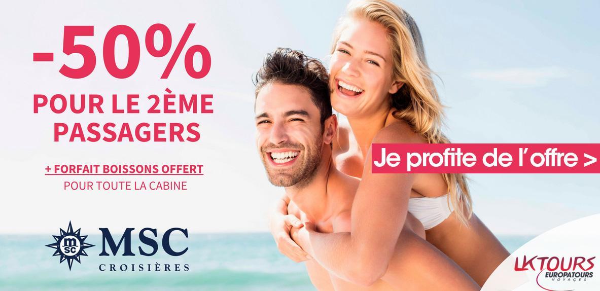MSC Croisières, lktours voyages, agences de voyages, colmar, strasbourg, Mulhouse, Alsace