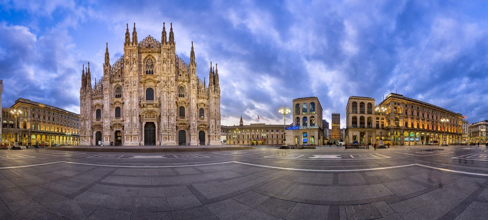 WEEK-END A MILAN