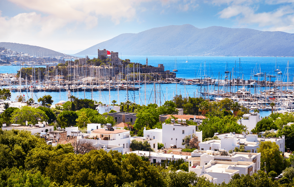 Bodrum-article de blog