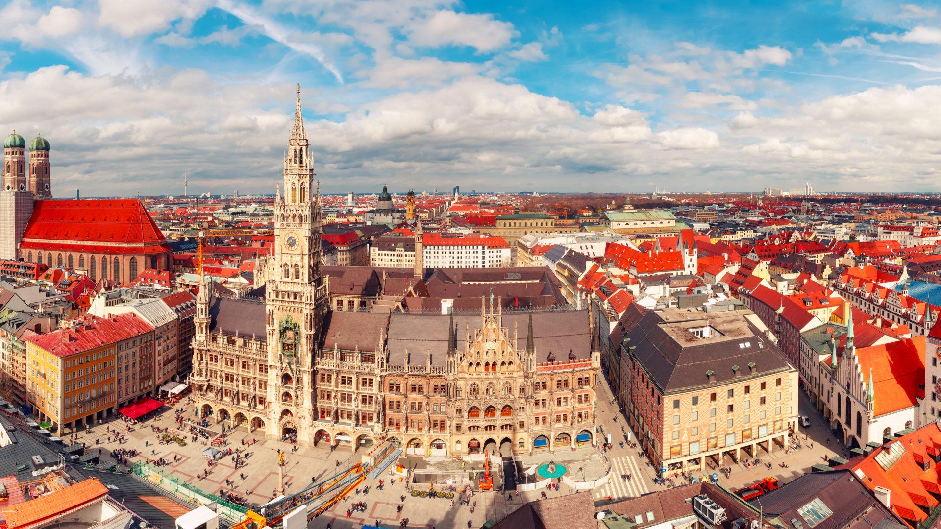 Week-end à Munich
