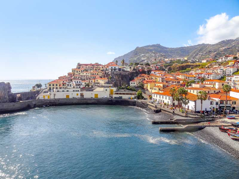 madère funchal