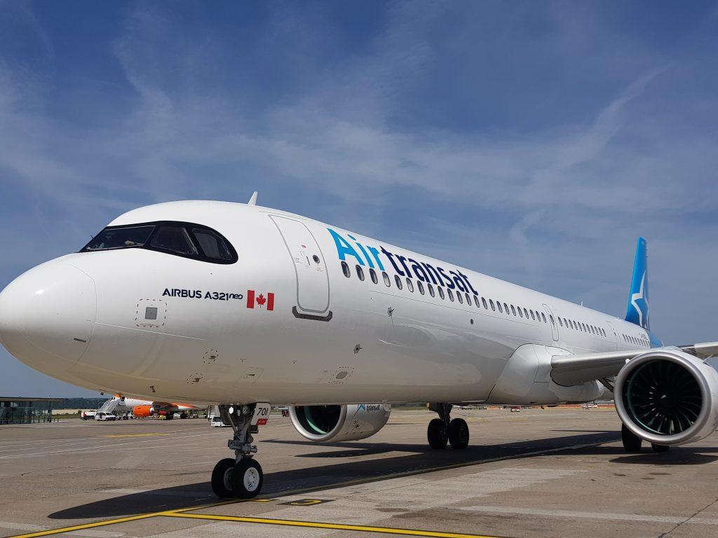 Voyage Canada, Air Transat, LkTours, Europatours, voyages, aéroport, avions,
