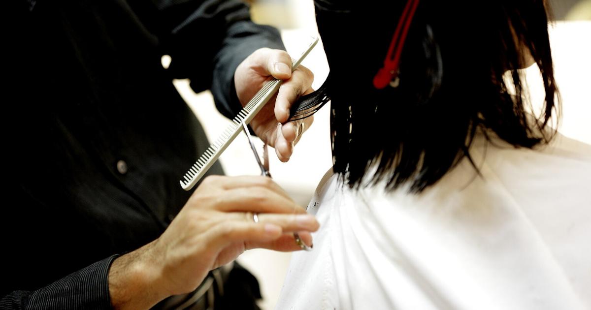 Couper les cheveux - Russie