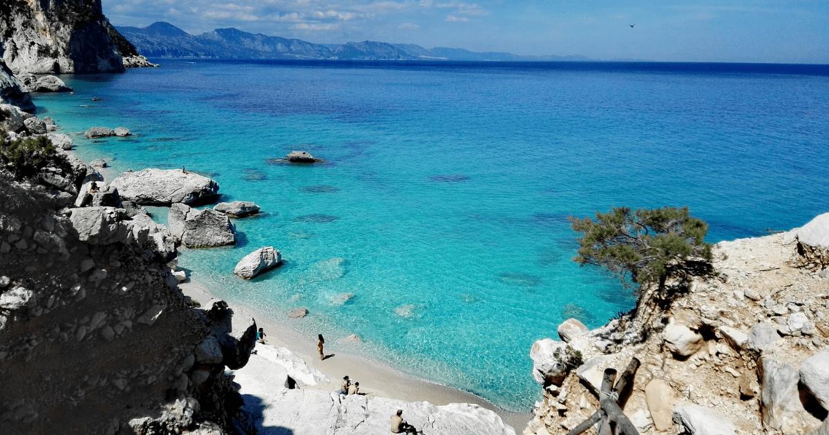 Les 5 plus belles plages d'Italie, LK Tours, Europatours, agence de voyages, alsace, strasbourg, mulhouse, colmar