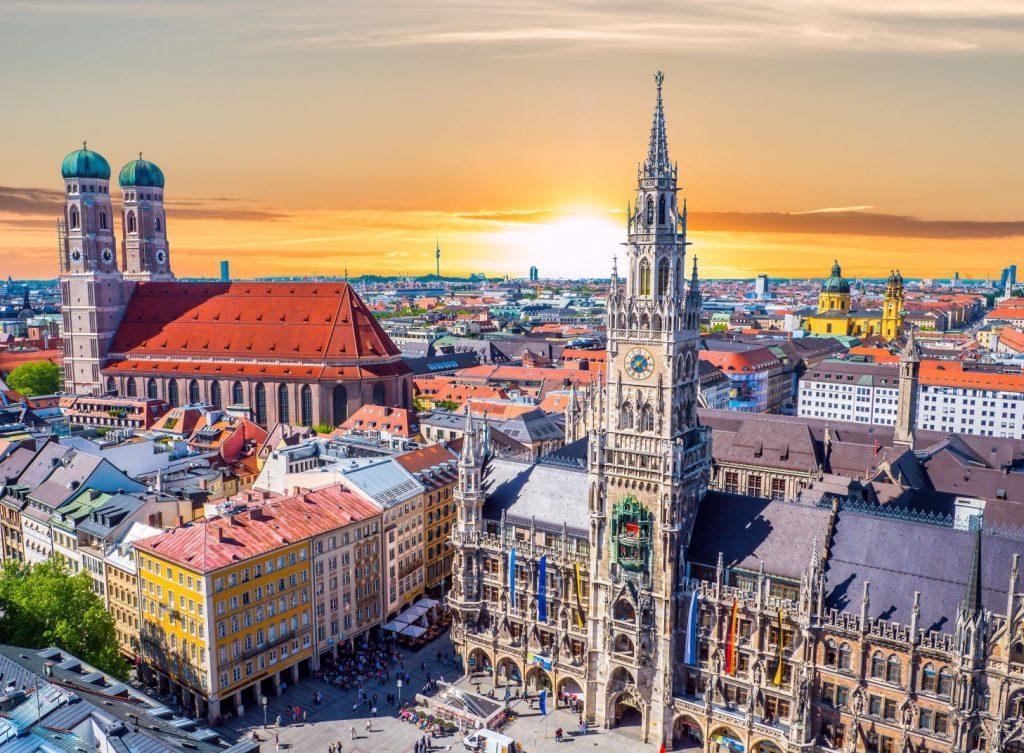 Munich, Bavière, Allemagne
